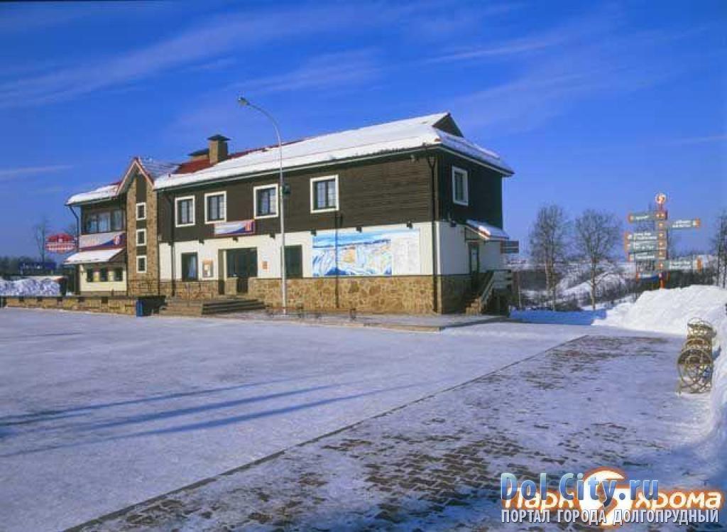 Гостиницы город яхрома